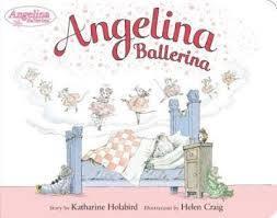 Angelina Ballerina book