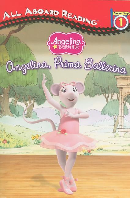 Angelina, Prima Ballerina book