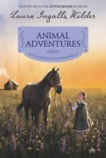 Animal Adventures book