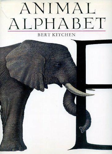 Animal Alphabet book