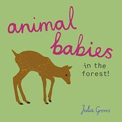 Animal Babies in the Forest! book