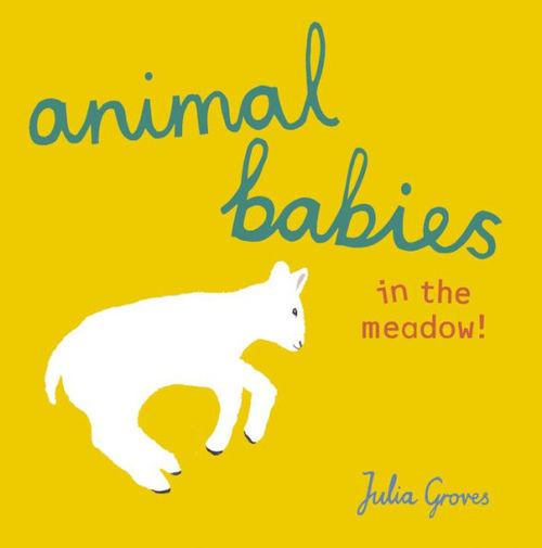 Animal Babies in the Meadow! book