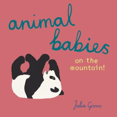 Animal Babies on the Mountain! book