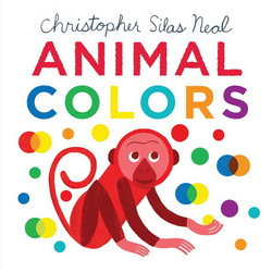 Animal Colors book
