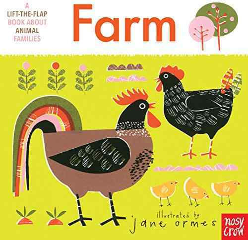 Animal Families: Farm book