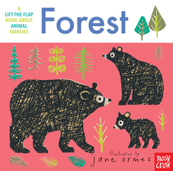 Animal Families: Forest book