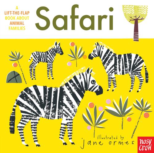 Animal Families: Safari book