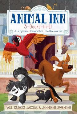 Animal Inn 3-Books-in-1! book