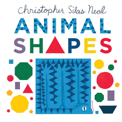 Animal Shapes book