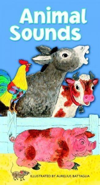 Animal Sounds book