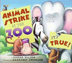 Animal Strike at the Zoo. It's True! book
