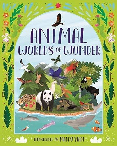Animal Worlds of Wonder book