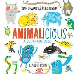 Animalicious book