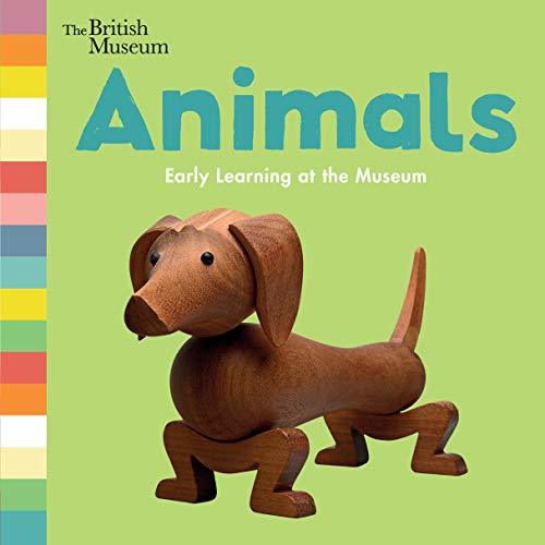 Animals: Early Learning at the Museum book