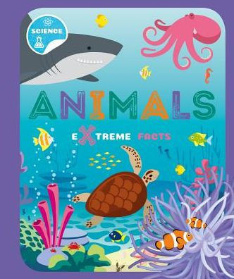 Animals Extreme Facts book
