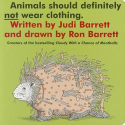 Animals Should Definitely Not Wear Clothing book
