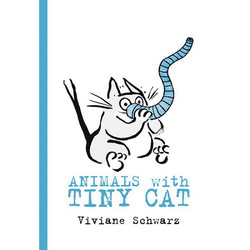 Animals with Tiny Cat book
