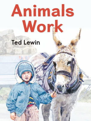 Animals Work book