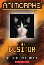Animorphs #2: The Visitor book
