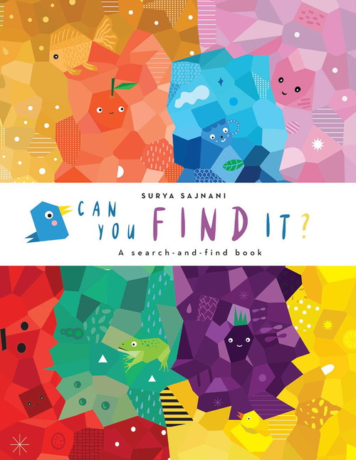 Animosaics: Can You Find It? Book