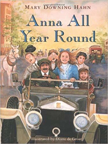Anna All Year Round book