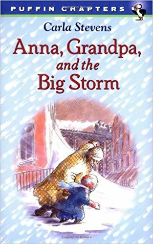 Anna, Grandpa, and the Big Storm book