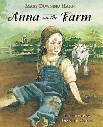 Anna on the Farm book