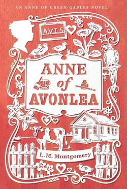 Anne of Avonlea book