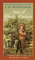 Anne of Windy Poplars book