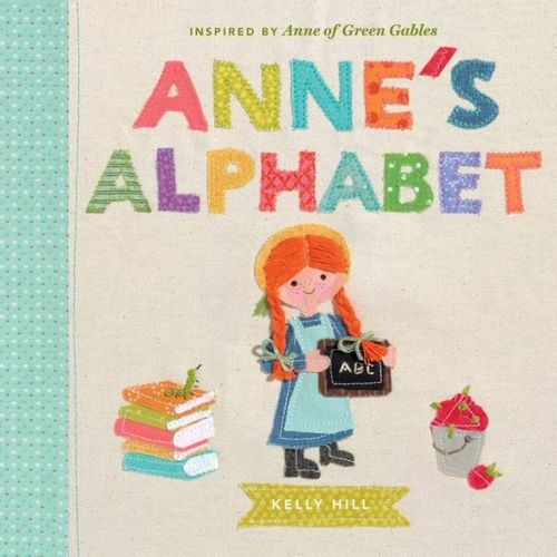 Anne's Alphabet book