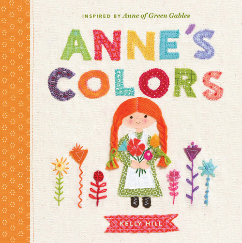 Anne's Colors book