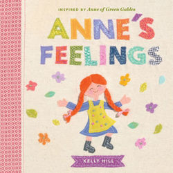 Anne's Feelings book