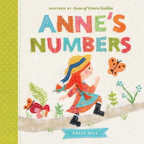 Anne's Numbers book