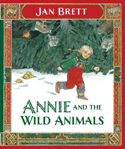 Annie and the Wild Animals book
