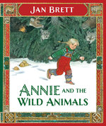 Annie and the Wild Animals book