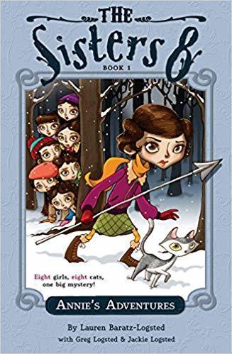 Annie's Adventures book