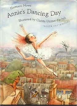 Annie's Dancing Day book