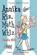Annika Riz, Math Whiz book