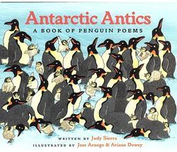 Antarctic Antics book
