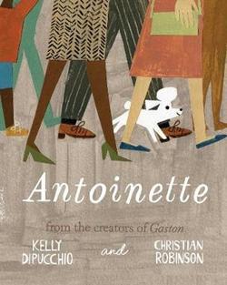 Antoinette book