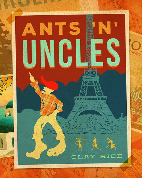 Ants 'n' Uncles book