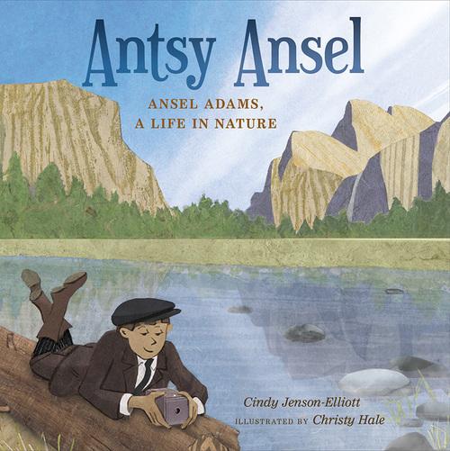 Antsy Ansel book