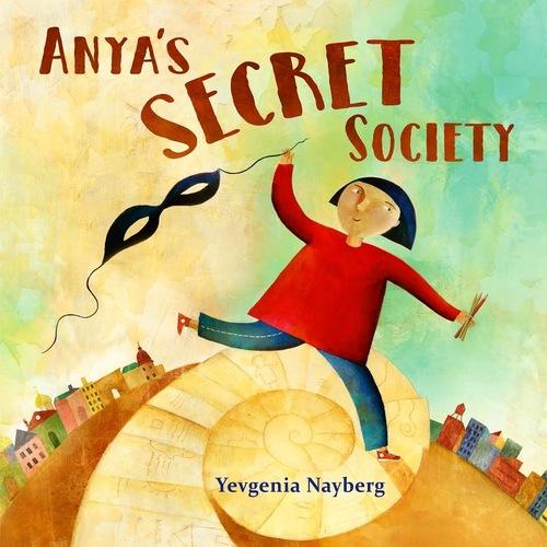 Anya's Secret Society  book