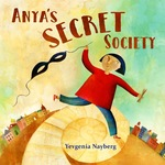 Anya's Secret Society  book