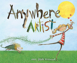 Anywhere Artist Book