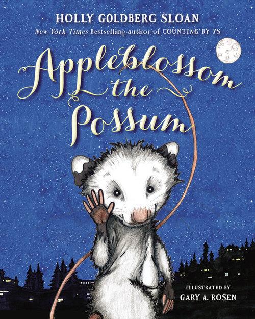 Appleblossom the Possum book