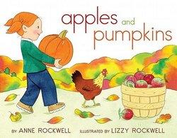 Apples and Pumpkins Book