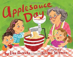 Applesauce Day book