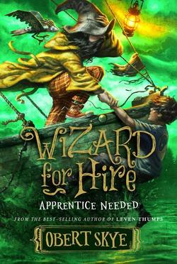 Apprentice Needed book