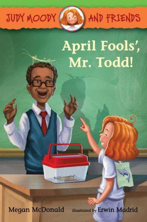 April Fools', Mr. Todd! book